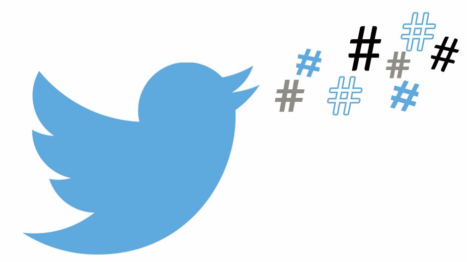 Twitter-Hashtag